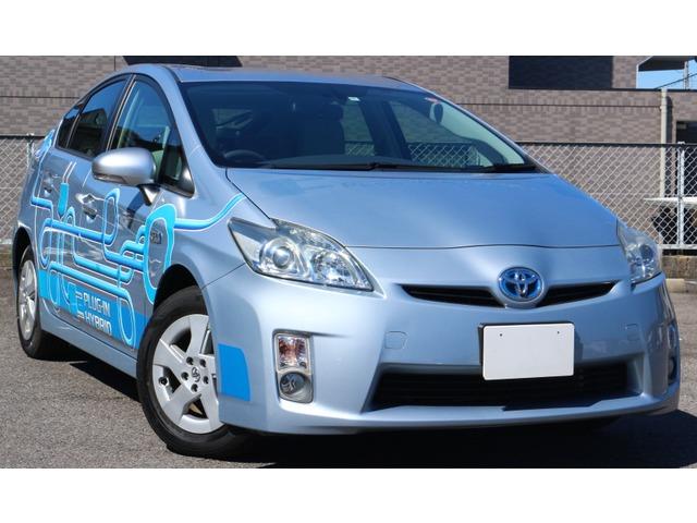 トヨタ プリウスPHV 1.8 S 燃料代ゼロも可能です!車検来年10月まで