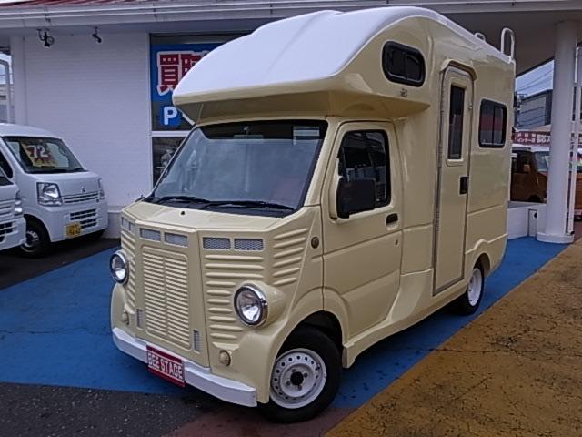 マツダ スクラムトラック KC 当社オリジナルキャンピングカー!