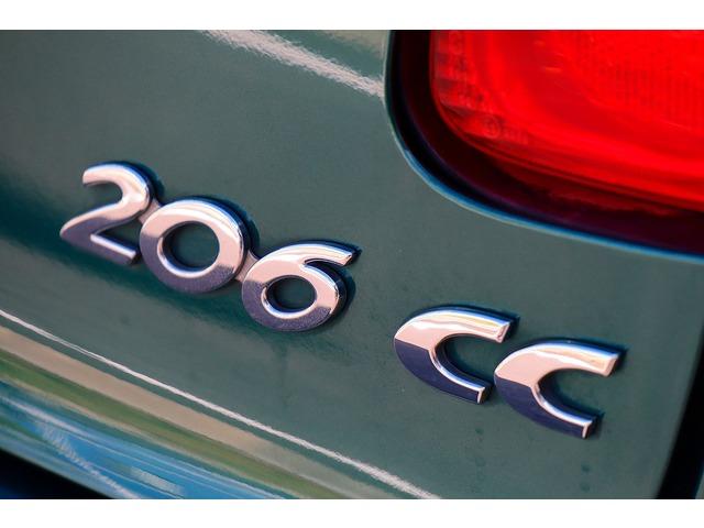 プジョー 206CC