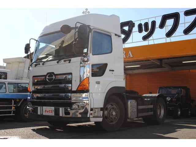 日野 プロフィア トレーラーヘッド トラクタ HR 9.6t (11.5t)