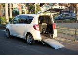 トヨタ ラクティス 1.3 X ウェルキャブ 車いす仕様車 タイプI 助手席側リヤシート付