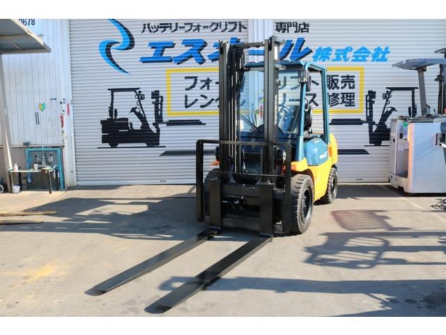 トヨタ /その他 トヨタ  サイドシフト 3.3M 3.5t