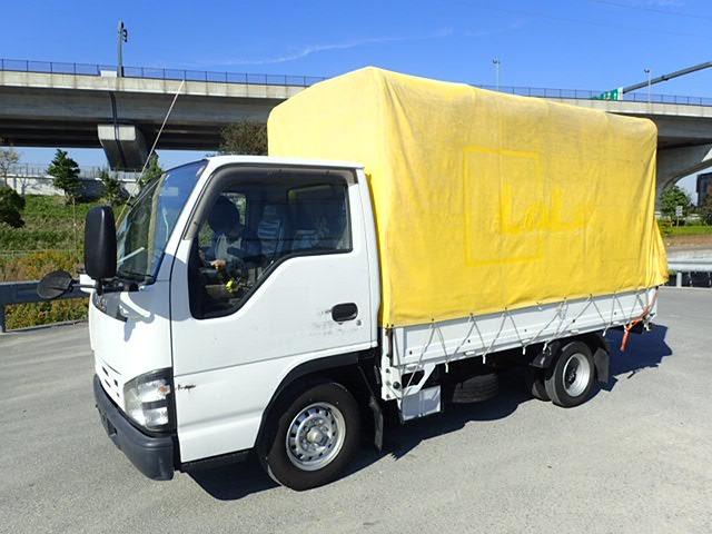 いすゞ エルフ  H17 1.45t 10尺 平 幌車