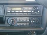エアコン&ラジオの操作パネルです。