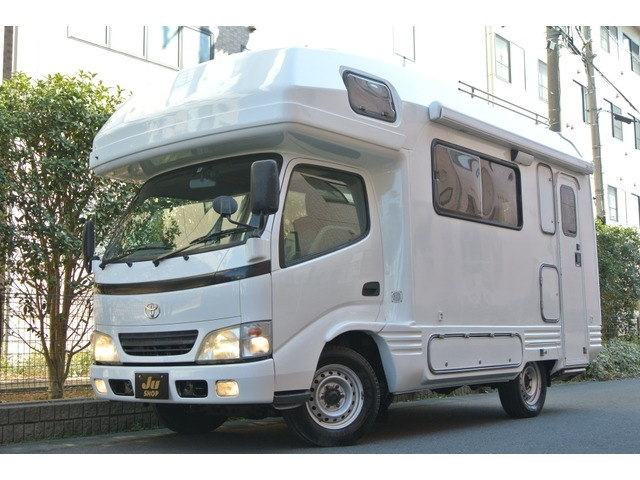 トヨタ カムロード  キャンピングカー・バンテックZIL
