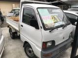 三菱 ミニキャブトラック TD 三方開 4WD