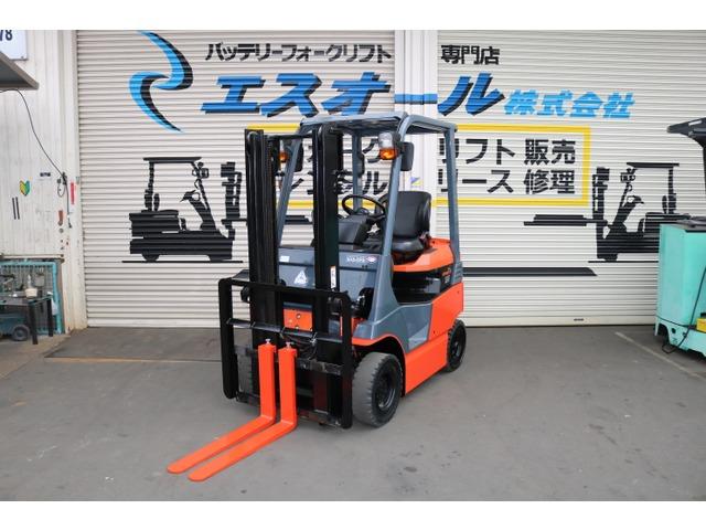 トヨタ /その他 トヨタ  バッテリー車3.0M 1.5t