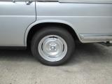 タイヤ交換渡し