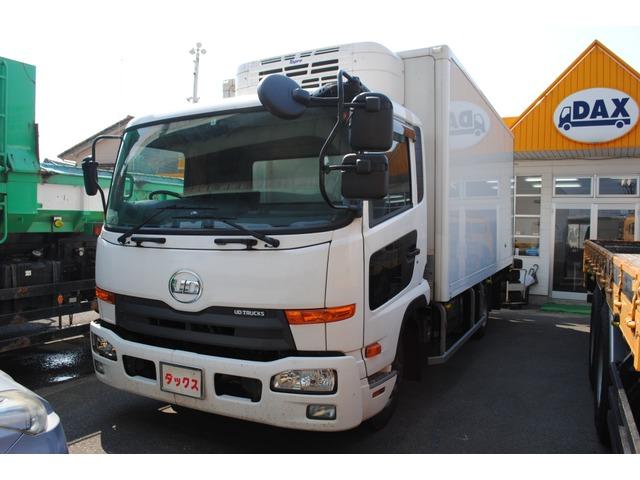 UDトラックス コンドル  冷蔵冷凍車 -30℃ 東プレ