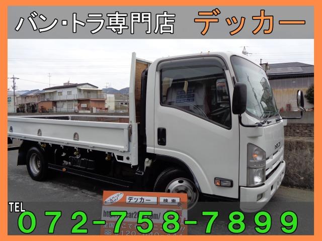 いすゞ エルフ  2トン ワイドロング 荷寸434-208