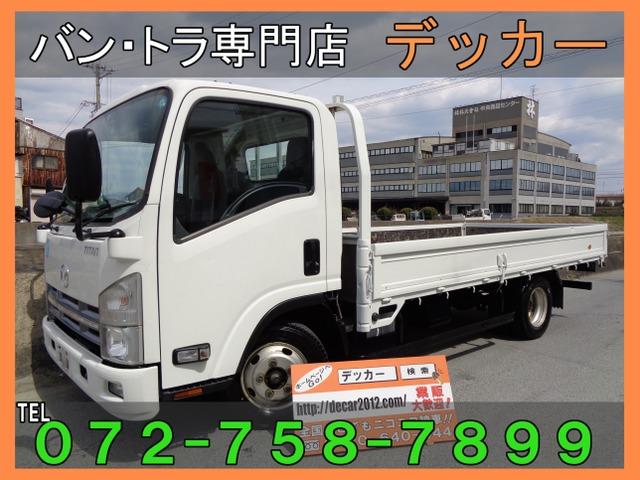マツダ タイタン 3.0 ワイド ロング フルワイドロー ディーゼルターボ 2トン 荷台鉄板塗装 荷寸437-209