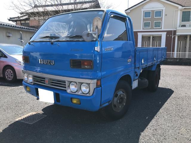 いすゞ エルフ  ワンオーナー ディーゼル 5MT