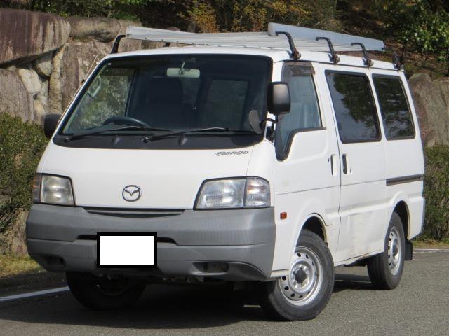 マツダ ボンゴバン 2.0 DX 低床 ディーゼル 5速MT ディーゼル ETC