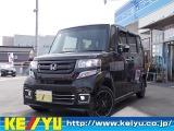 ホンダ N-BOXカスタム G ターボ SSパッケージ ブラックスタイル 4WD