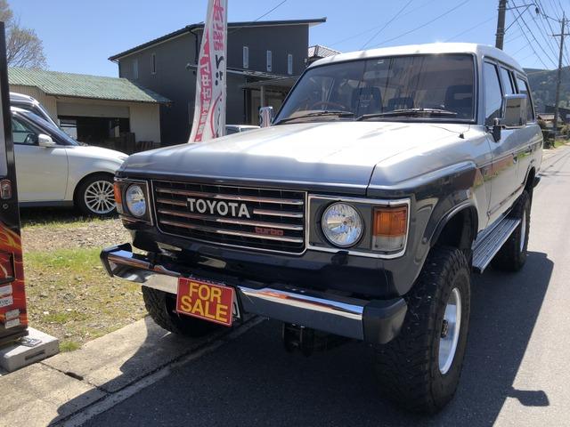 トヨタ ランドクルーザー VX 60VX4000ディーゼルターボ改