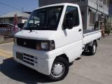 三菱 ミニキャブトラック Vタイプ 4WD