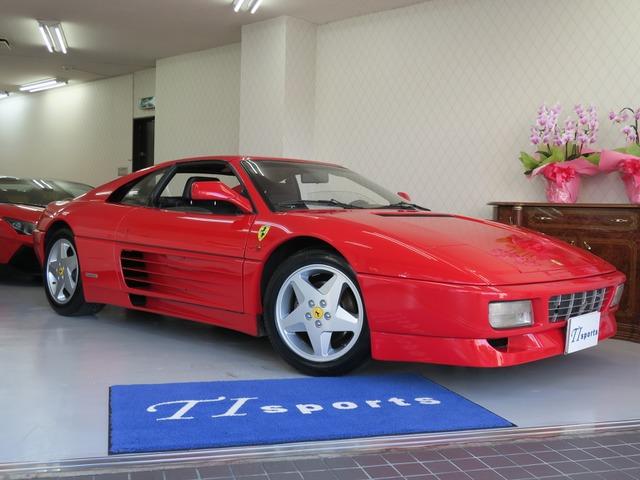 フェラーリ 348 ts
