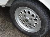 純正アルミ 現在古いスタッドレスタイヤのためタイヤは納車時までに交換
