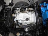 エンジンは4.890ccのディーゼルです。オイル漏れ等ありません。