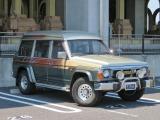 日産 サファリ 4.2 エクストラハイルーフグランロード ディーゼル 4WD