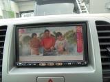 HDDナビ、ワンセグTV付です。