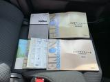 新車保証書/中古車販売保証書/取扱説明書/点検記録簿などがございます。