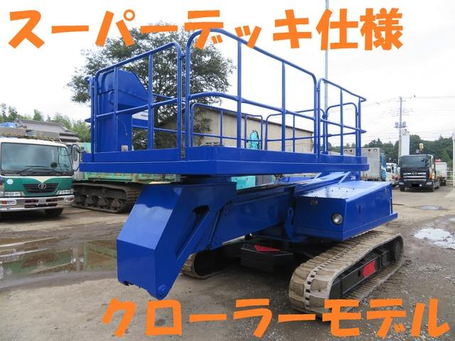 その他 タダノ 高所作業車 タダノ AC125S-1 スーパーデッキ