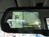 モニターの表示を車両周囲の障害物が確認できる「マルチアラウンドモニター(バードアイビュー機能付)」