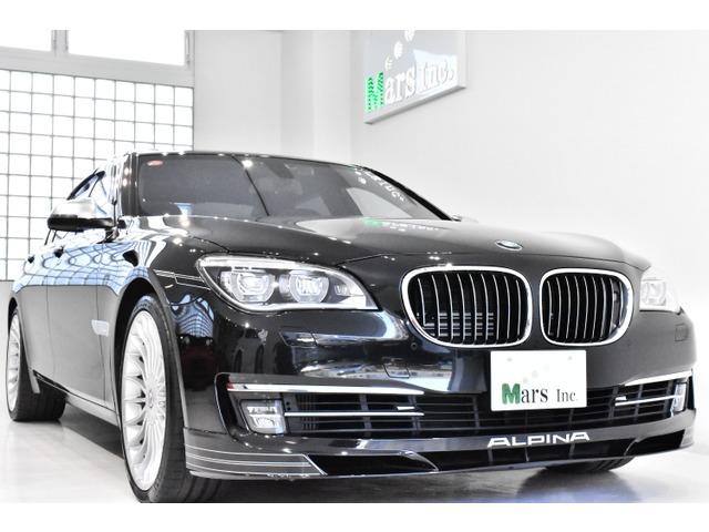 BMWアルピナ B7 ビターボ リムジン アルラット 4WD B7ビターボ Allrad 4WD 左H