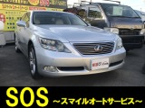 LS600h バージョンS 4WD サンルーフ 純正HDDナビ