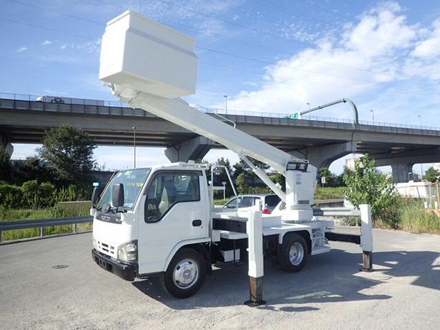 いすゞ エルフ 高所作業車 H17 AT-130TG 3.5万km