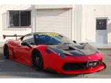 フェラーリ 458イタリア F1