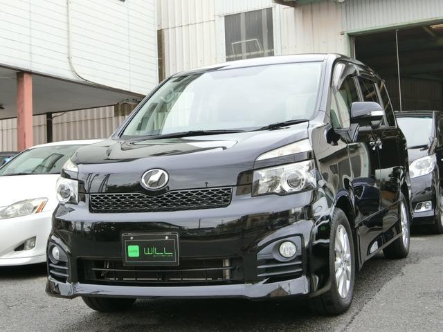 トヨタ ヴォクシー 2.0 ZS 純正ナビ バックカメラ ETC