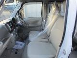 フロントシート 内装綺麗です