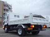 フォワード ダンプ 積載3.6トン・ターボ