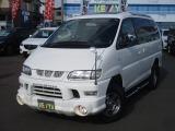三菱 デリカスぺースギア 3.0 アクティブフィールドエディション SE クリスタルライトルーフ 4WD