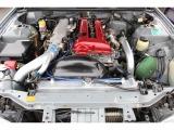 ナプレック2.2Lエンジン&強化バルブスプリング・メタルヘッドガスケット・KOYOアルミラジエター・オイルクーラー・トラスト前置インタークーラー・HKSエアクリ
