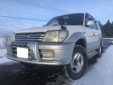 トヨタ ランドクルーザープラド 3.0 TX リミテッド ディーゼル 4WD