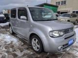 日産 キューブ 1.5 15X FOUR Vセレクション 4WD
