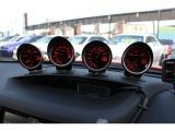 デフィーBFアドバンスアンバーレッドメーター(ブースト/水温/油温/油圧)