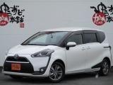 トヨタ シエンタ 1.5 G クエロ セーフティセンスTVナビLED両電ドア。