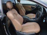運転席助手席ともに目立った擦れ破れなどなく良好です。