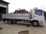 ファイター  増トン車 アルミ平ボデー 8500kg積