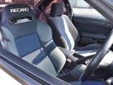 ご覧の通り、D席のシートにはRECARO製のリクライニングシートがセットされてます。長時間のドライビングに寄与する事に誰も疑問を抱く方はおられないと確信します。それ位ユーティリティに優れたシートです。