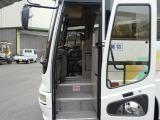 エアロミディ  27人乗りバス