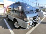 三菱 デリカスターワゴン 2.5 ジャスパー ハイルーフ ディーゼル 4WD