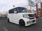 ホンダ N-BOXカスタム G SSパッケージ ブラックスタイル 4WD