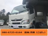 トヨタ ダイナ 4.0 フルジャストロー ディーゼル