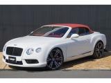 ベントレー コンチネンタルGT コンバーチブル V8 4WD