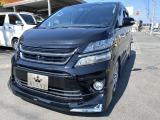 ヴェルファイアハイブリッド 2.4 ZR Gエディション 4WD 純正ナビ、フリップダウン、...